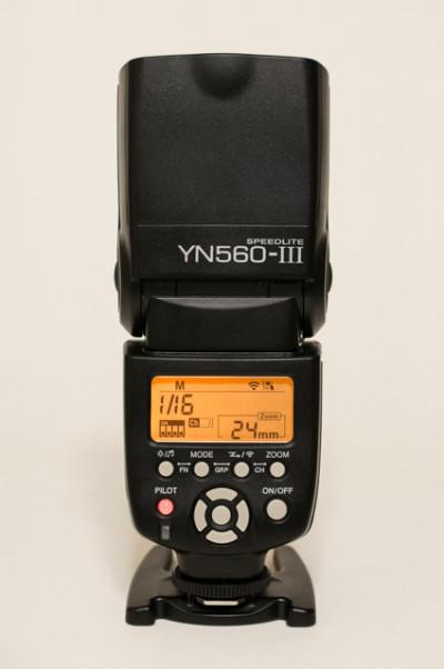 YONGNUO YN560-III / YN560-IV イメージ画像