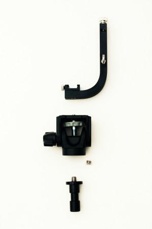 SD HOLDER+ワンウェイ雲台+ダボ、イメージ