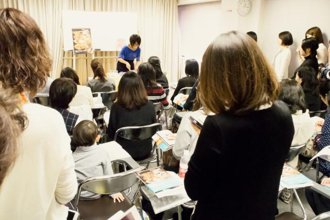 こんがり本、出版記念イベント
